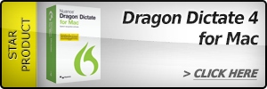 Dragon Dictate 4 Mac